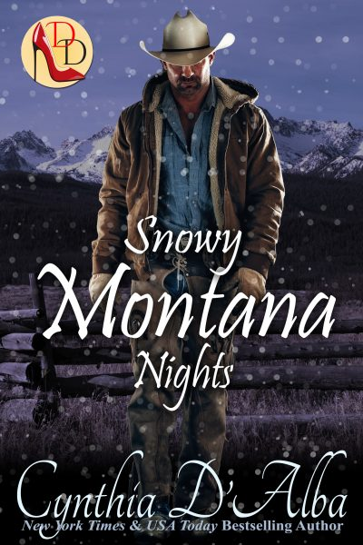 Snowy Montana Nights Cover